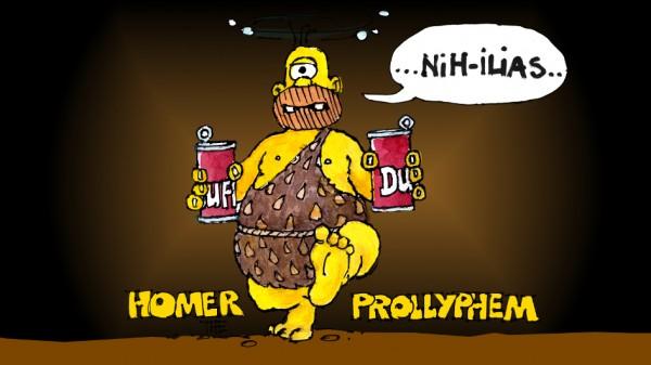 Homer Prollyphem