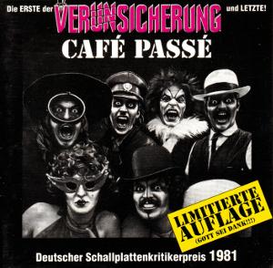 EAV Café Passé CD-Cover