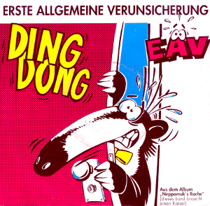 EAV Ding Dong Single Cover