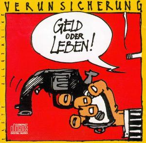 EAV Geld Oder Leben! CD-Cover