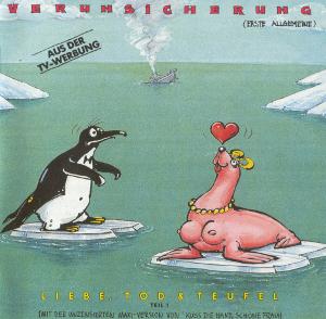 EAV Liebe, Tod & Teufel CD-Cover