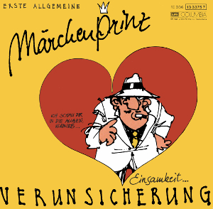 EAV Märchenprinz Single Cover