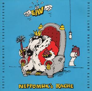 EAV Neppomuks Rache CD-Cover