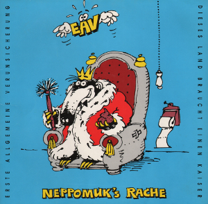 EAV Neppomuks Rache CD-Cover