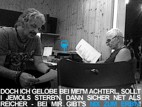 Schütteltexter & Stimmbandakrobat