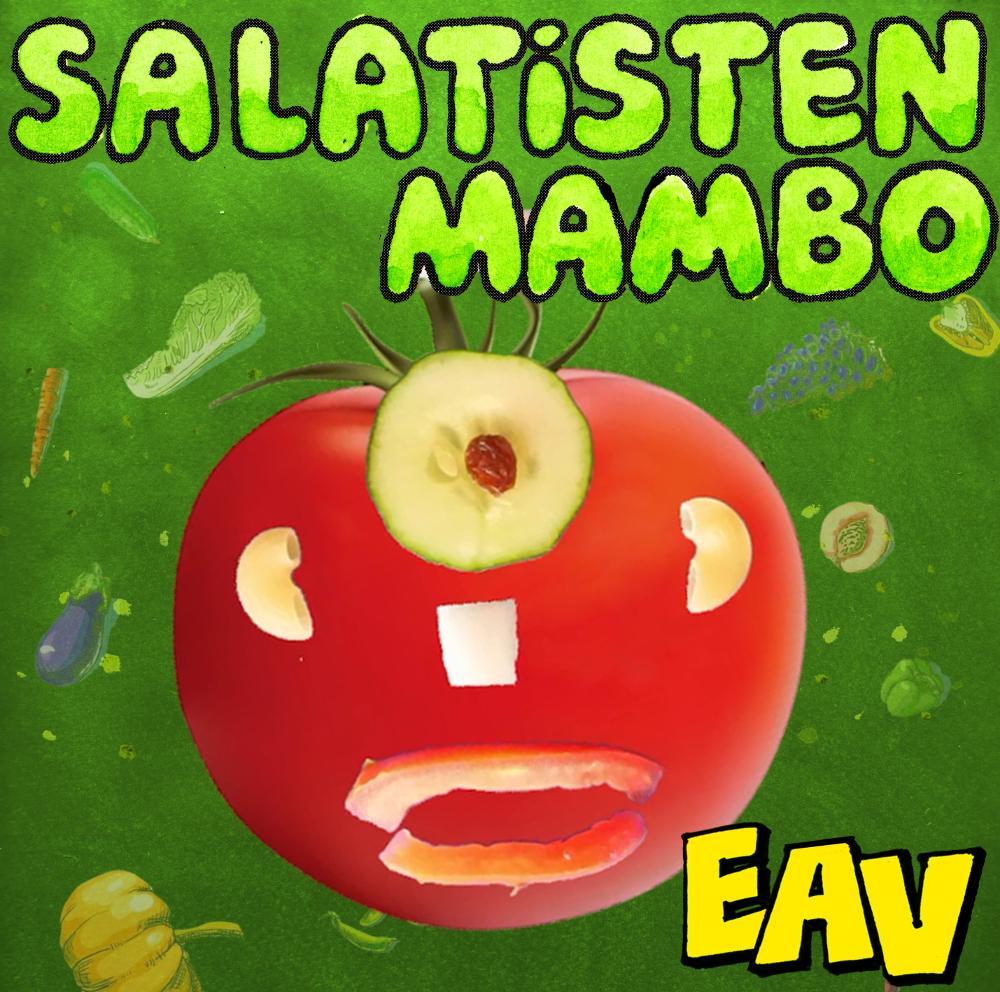 Salatisten-Mambo EAV Cover