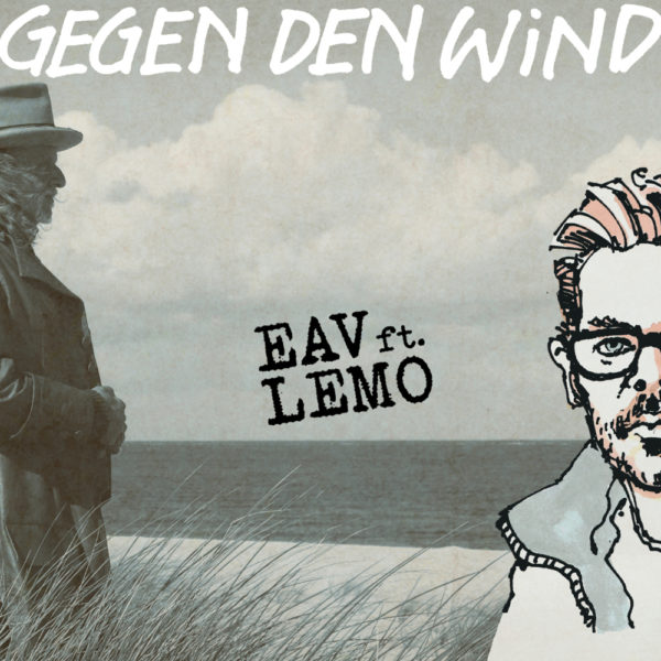 EAV feat Lemo - Gegen den Wind Single Cover