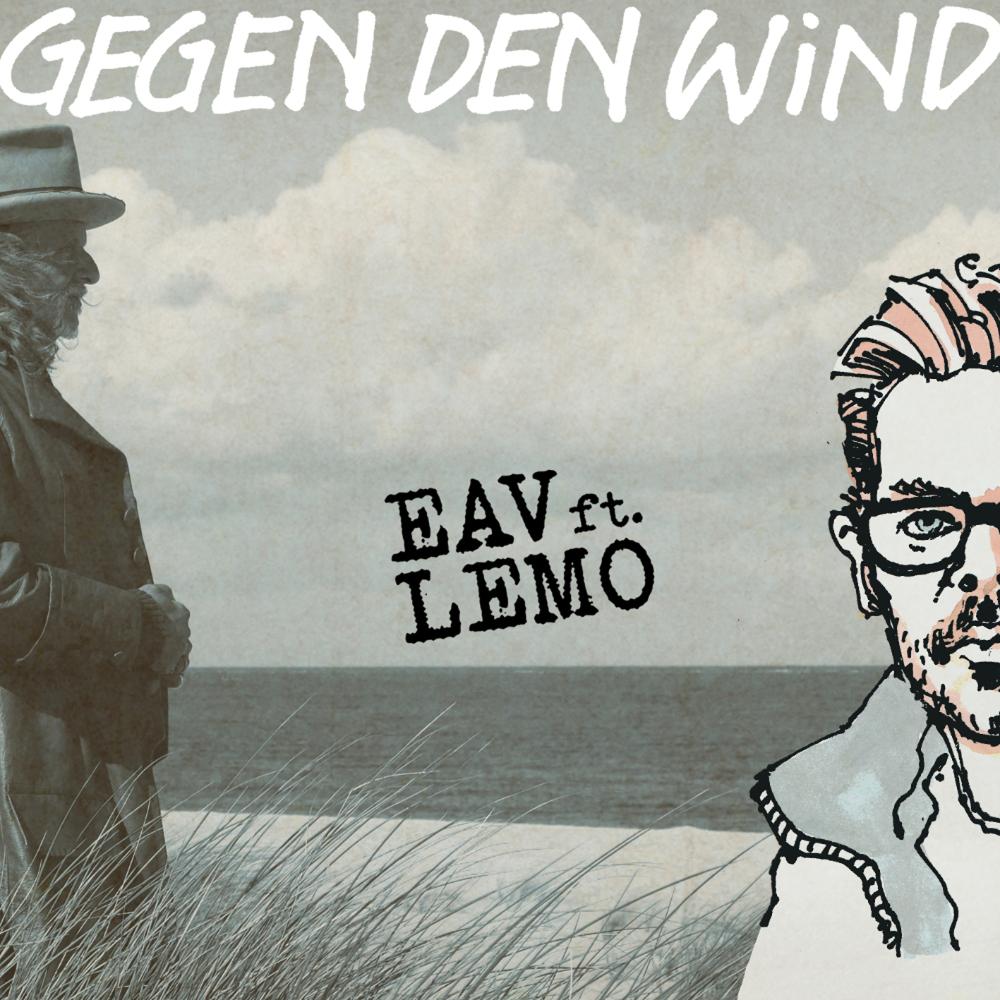 EAV feat Lemo - Gegen den Wind Single Cover