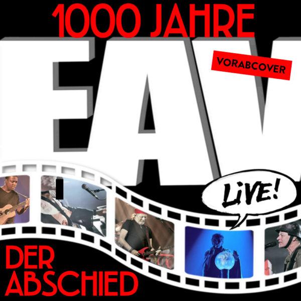 1000 Jahre EAV Live Mitschnitt